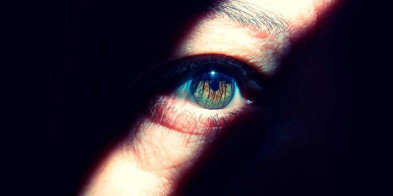 olhos-luz